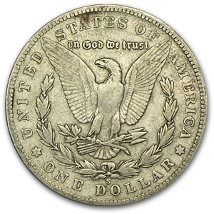 1904-S Morgan Dollar - Very Fine-30